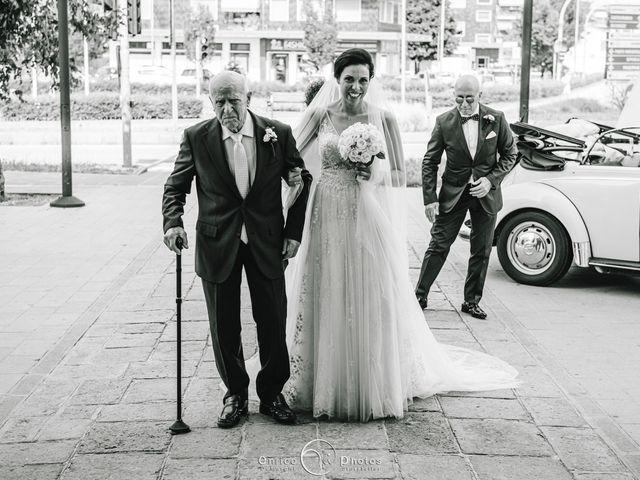 Il matrimonio di Simone e Lisa a Martellago, Venezia 65