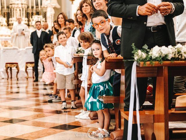 Il matrimonio di Simone e Lisa a Martellago, Venezia 66