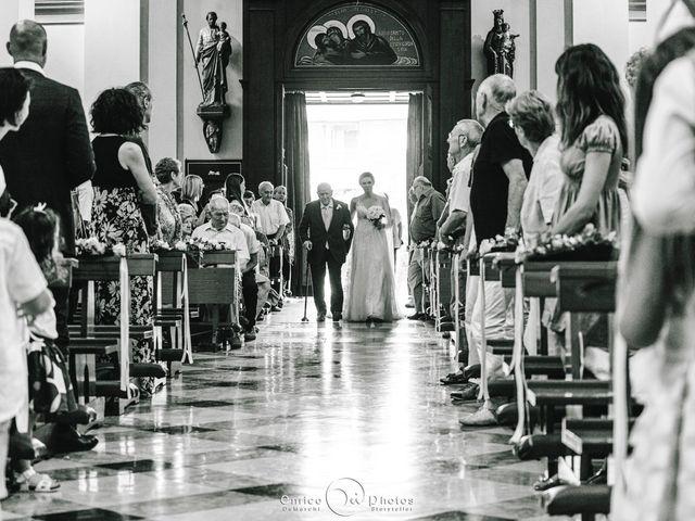 Il matrimonio di Simone e Lisa a Martellago, Venezia 68