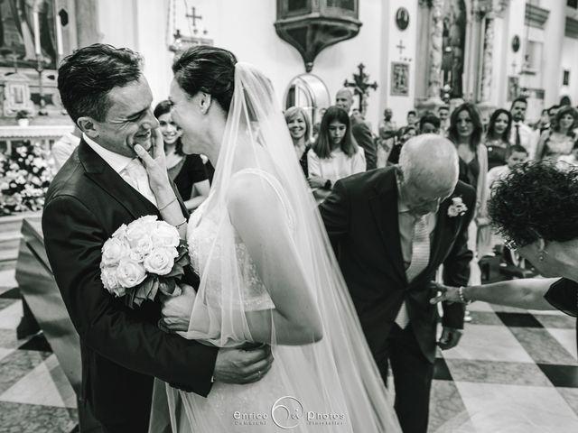 Il matrimonio di Simone e Lisa a Martellago, Venezia 69
