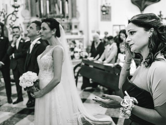 Il matrimonio di Simone e Lisa a Martellago, Venezia 70
