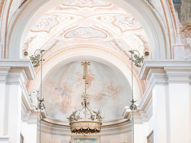 Il matrimonio di Simone e Lisa a Martellago, Venezia 71