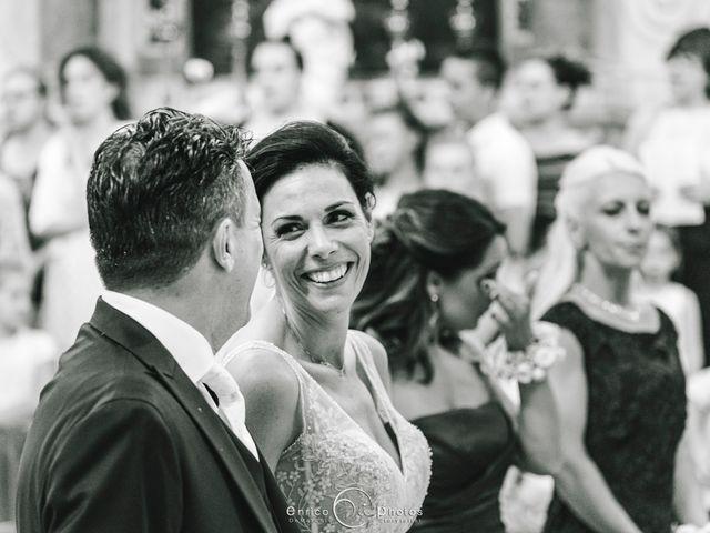 Il matrimonio di Simone e Lisa a Martellago, Venezia 74