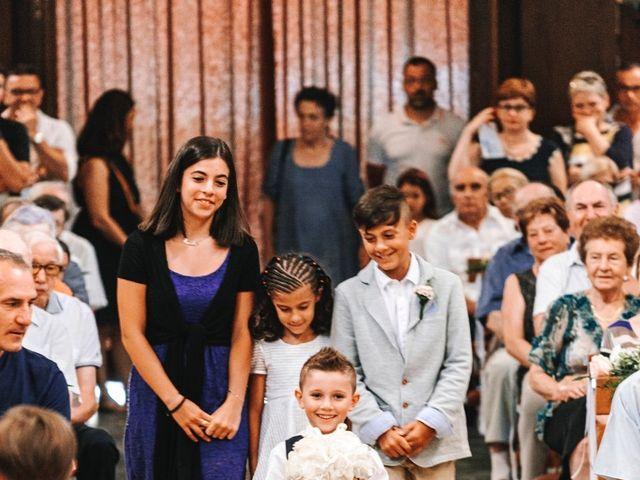 Il matrimonio di Simone e Lisa a Martellago, Venezia 81