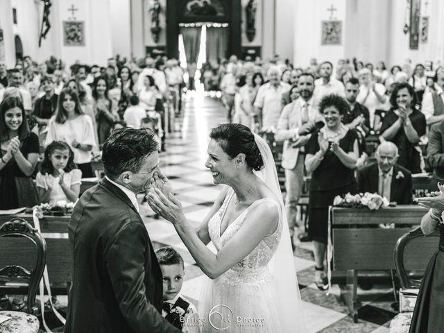Il matrimonio di Simone e Lisa a Martellago, Venezia 82