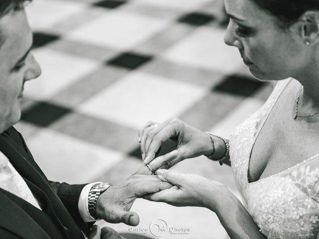 Il matrimonio di Simone e Lisa a Martellago, Venezia 83