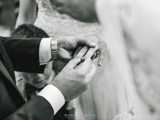 Il matrimonio di Simone e Lisa a Martellago, Venezia 84