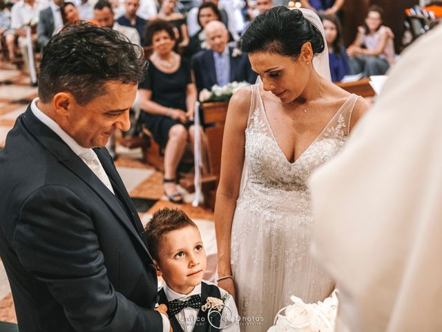 Il matrimonio di Simone e Lisa a Martellago, Venezia 86