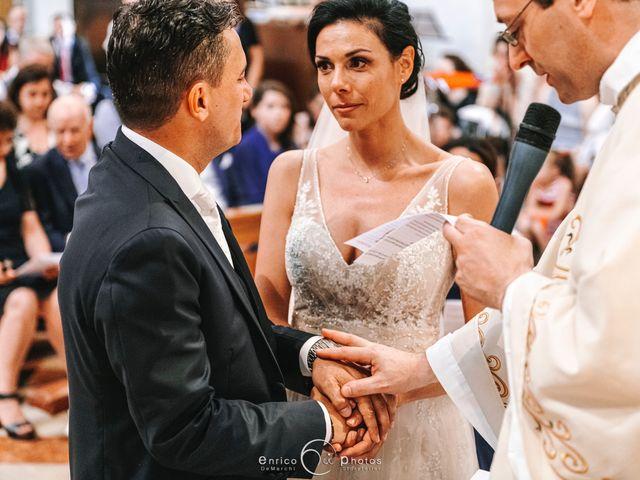 Il matrimonio di Simone e Lisa a Martellago, Venezia 87