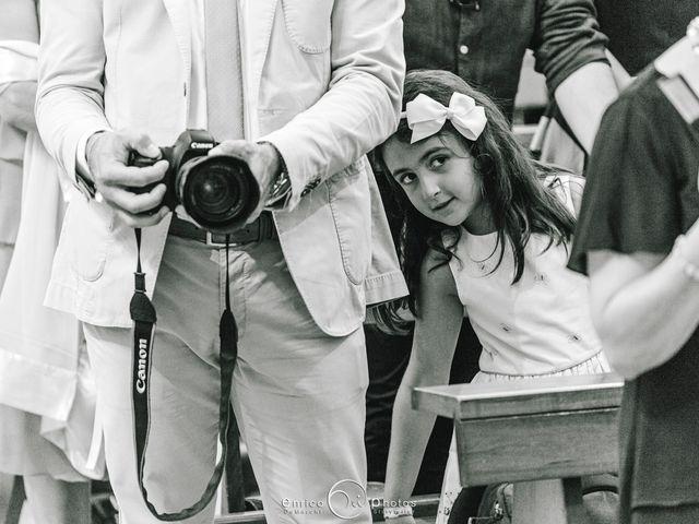 Il matrimonio di Simone e Lisa a Martellago, Venezia 90