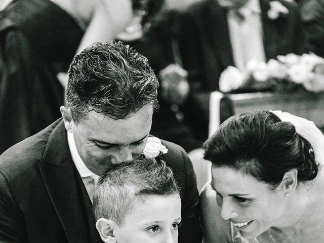 Il matrimonio di Simone e Lisa a Martellago, Venezia 92
