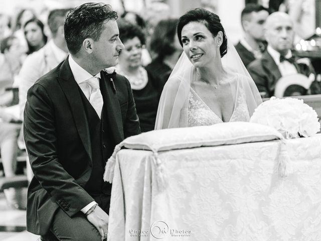 Il matrimonio di Simone e Lisa a Martellago, Venezia 95