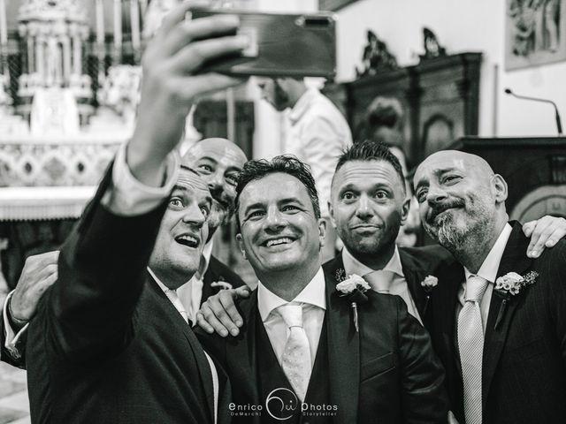 Il matrimonio di Simone e Lisa a Martellago, Venezia 98