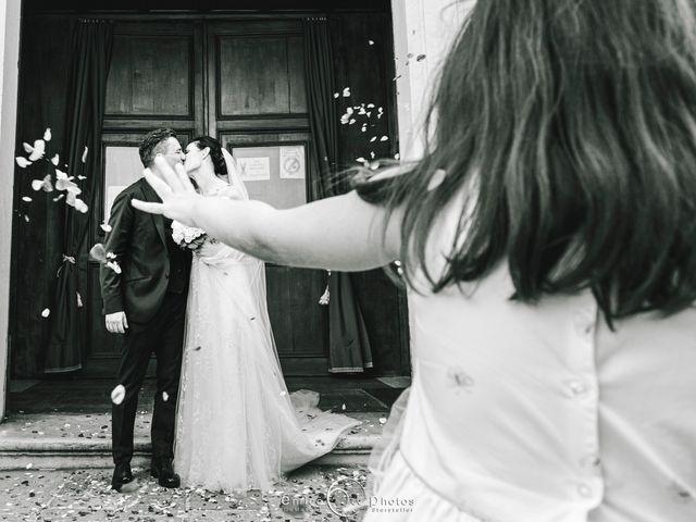 Il matrimonio di Simone e Lisa a Martellago, Venezia 104