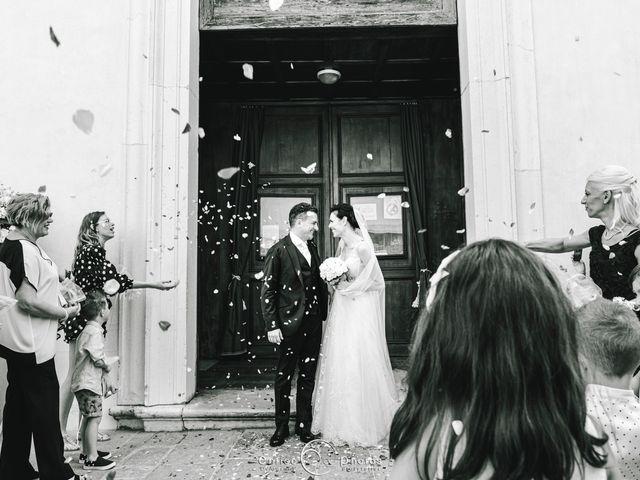 Il matrimonio di Simone e Lisa a Martellago, Venezia 105