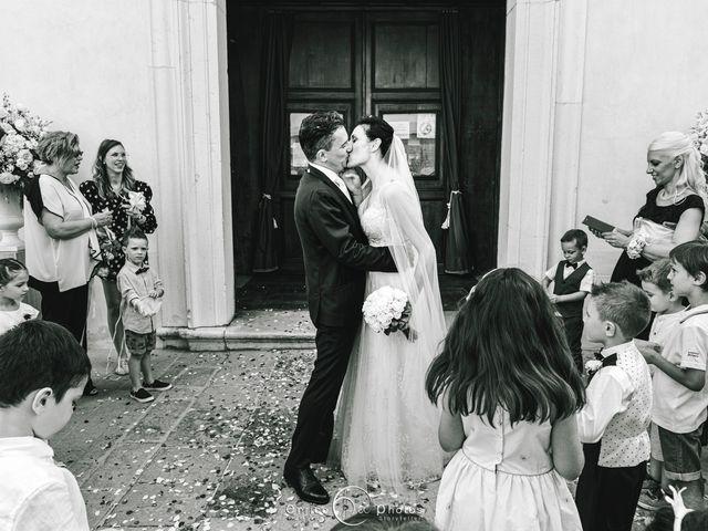 Il matrimonio di Simone e Lisa a Martellago, Venezia 106