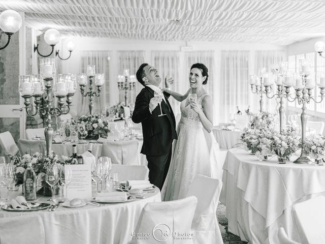 Il matrimonio di Simone e Lisa a Martellago, Venezia 130