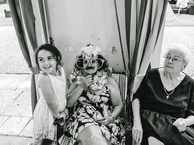 Il matrimonio di Simone e Lisa a Martellago, Venezia 154