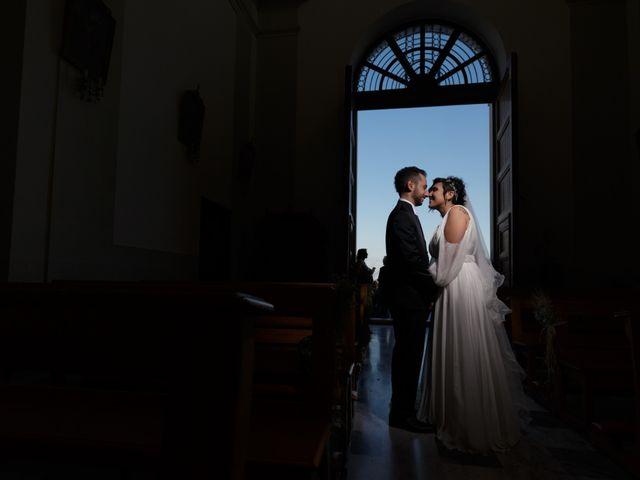 Il matrimonio di Andrea e Marta a Caltanissetta, Caltanissetta 17