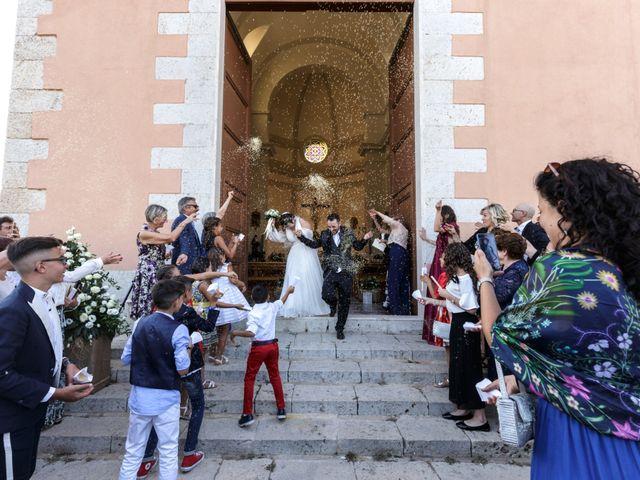 Il matrimonio di Andrea e Marta a Caltanissetta, Caltanissetta 18