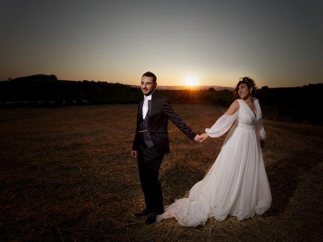 Il matrimonio di Andrea e Marta a Caltanissetta, Caltanissetta 20
