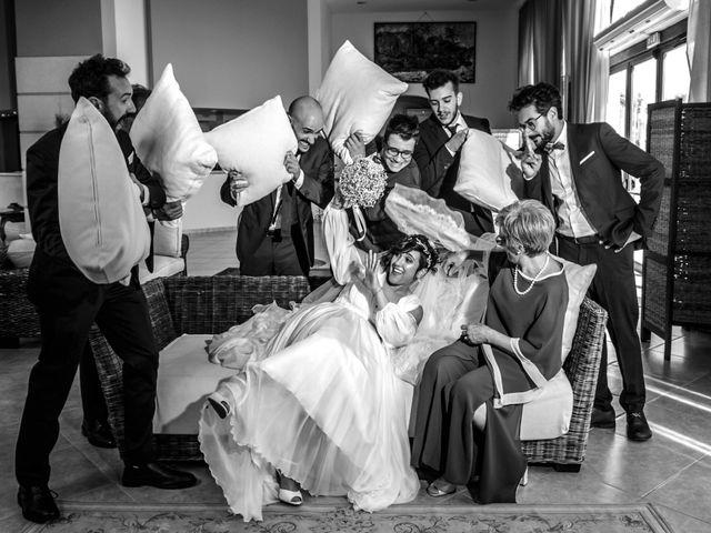Il matrimonio di Andrea e Marta a Caltanissetta, Caltanissetta 1