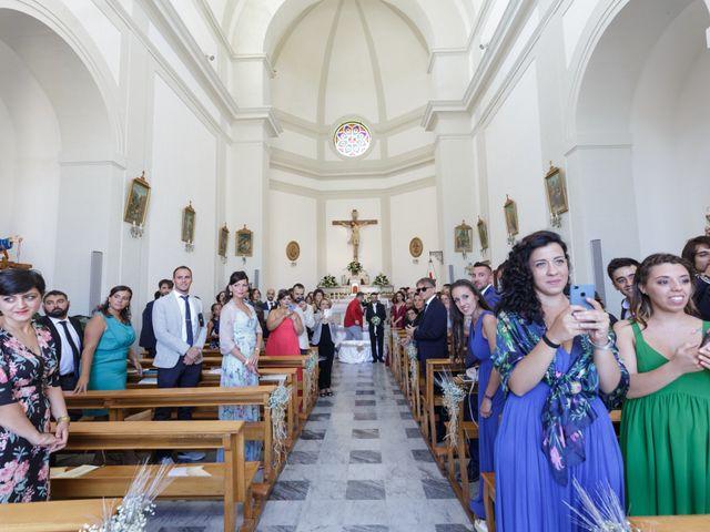 Il matrimonio di Andrea e Marta a Caltanissetta, Caltanissetta 33