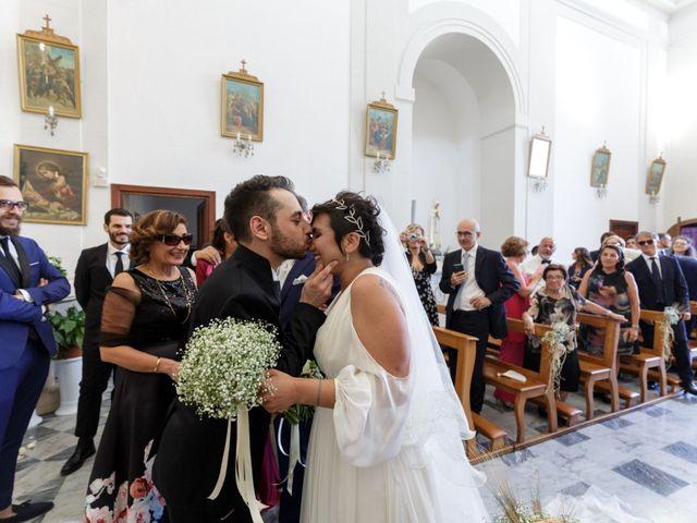 Il matrimonio di Andrea e Marta a Caltanissetta, Caltanissetta 34