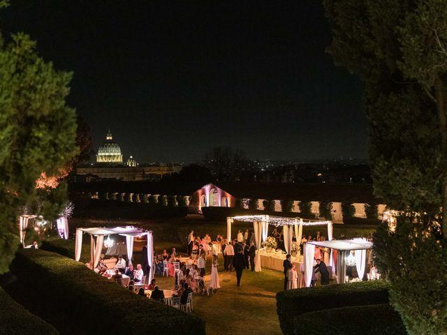 Il matrimonio di Cristiano e Helena a Roma, Roma 1