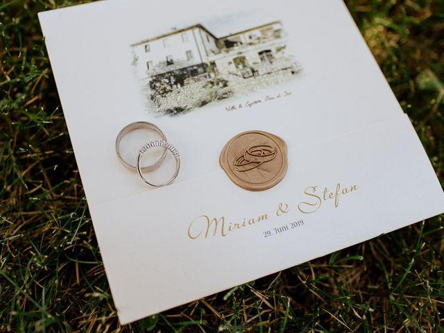 Il matrimonio di Stefan e Miriam a Pian di Sco, Arezzo 3