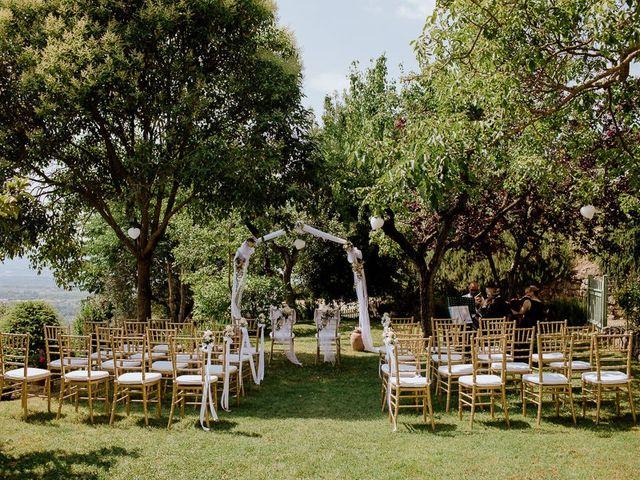 Il matrimonio di Stefan e Miriam a Pian di Sco, Arezzo 5