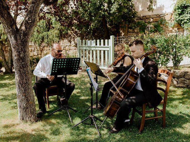 Il matrimonio di Stefan e Miriam a Pian di Sco, Arezzo 8