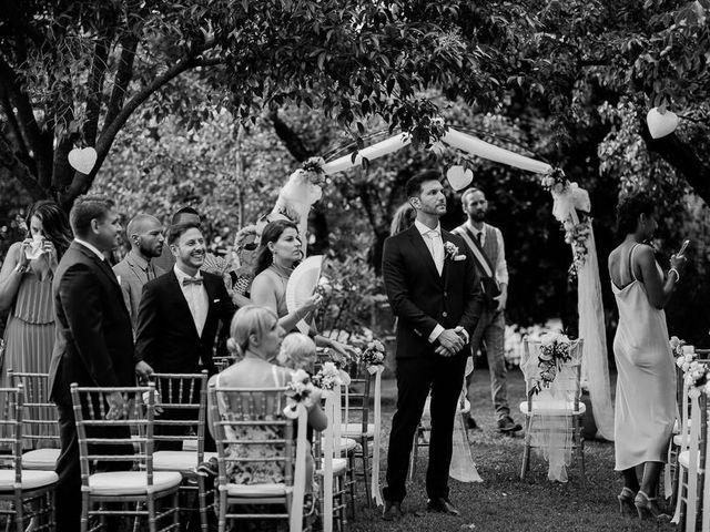 Il matrimonio di Stefan e Miriam a Pian di Sco, Arezzo 13