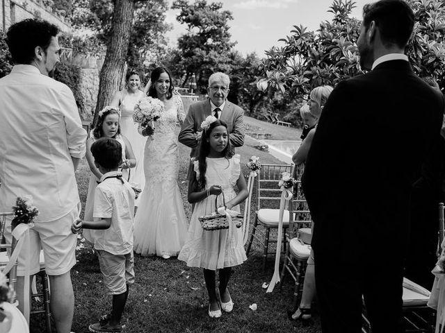 Il matrimonio di Stefan e Miriam a Pian di Sco, Arezzo 18