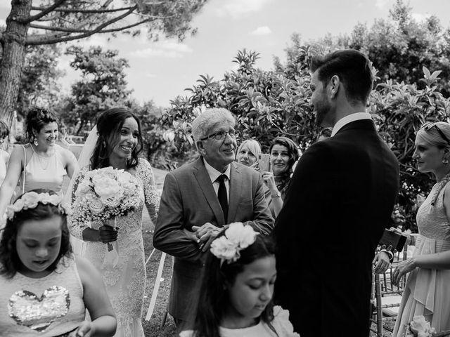 Il matrimonio di Stefan e Miriam a Pian di Sco, Arezzo 19