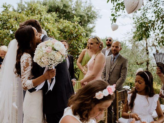 Il matrimonio di Stefan e Miriam a Pian di Sco, Arezzo 20