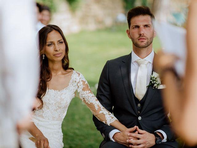 Il matrimonio di Stefan e Miriam a Pian di Sco, Arezzo 27