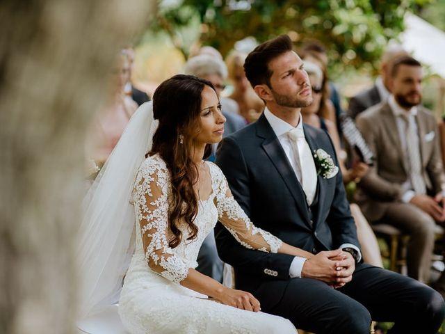 Il matrimonio di Stefan e Miriam a Pian di Sco, Arezzo 28