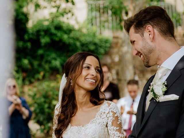 Il matrimonio di Stefan e Miriam a Pian di Sco, Arezzo 30
