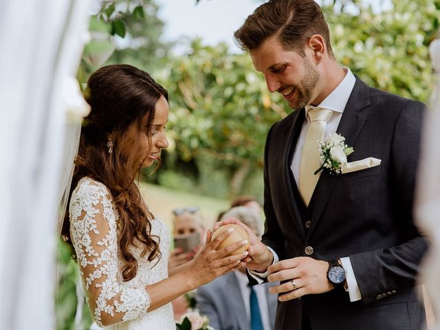 Il matrimonio di Stefan e Miriam a Pian di Sco, Arezzo 31