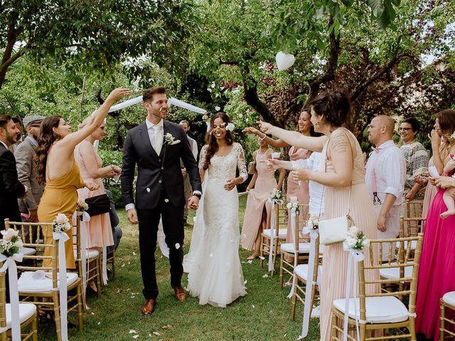 Il matrimonio di Stefan e Miriam a Pian di Sco, Arezzo 33