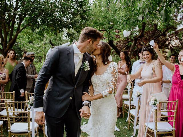 Il matrimonio di Stefan e Miriam a Pian di Sco, Arezzo 35