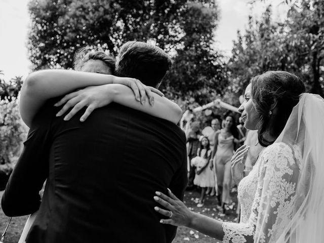 Il matrimonio di Stefan e Miriam a Pian di Sco, Arezzo 38