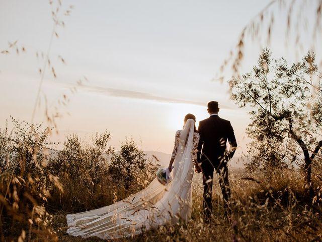Il matrimonio di Stefan e Miriam a Pian di Sco, Arezzo 1