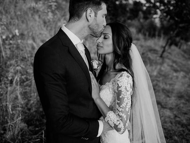 Il matrimonio di Stefan e Miriam a Pian di Sco, Arezzo 44