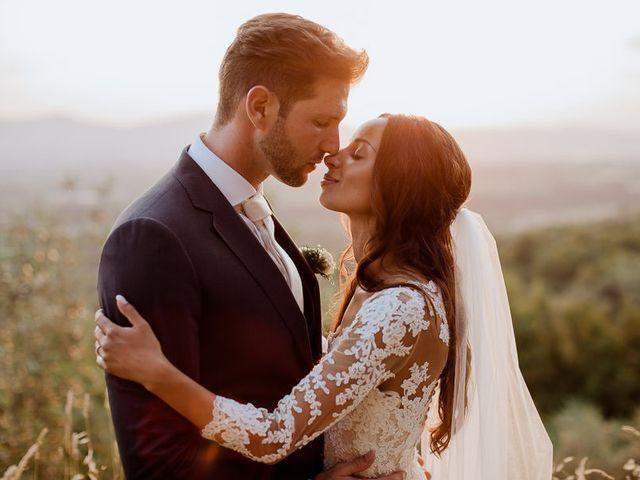 Il matrimonio di Stefan e Miriam a Pian di Sco, Arezzo 48