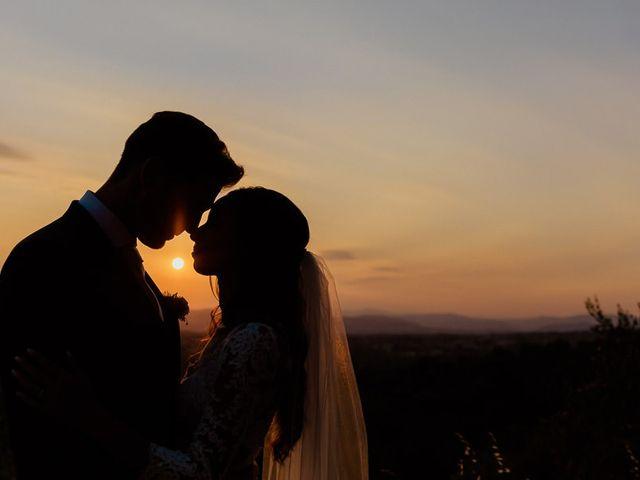 Il matrimonio di Stefan e Miriam a Pian di Sco, Arezzo 49