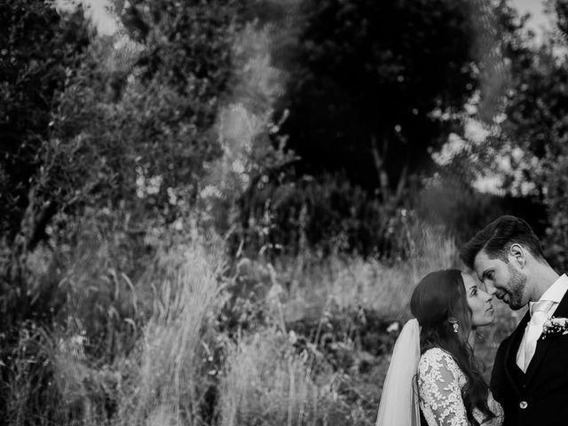 Il matrimonio di Stefan e Miriam a Pian di Sco, Arezzo 50