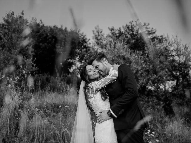 Il matrimonio di Stefan e Miriam a Pian di Sco, Arezzo 51