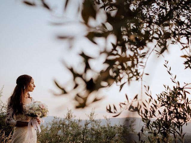 Il matrimonio di Stefan e Miriam a Pian di Sco, Arezzo 52